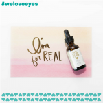 We Love Eyes natural eye lid products at Royal Oak Optometry in Saanich