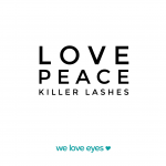 Love Peace Killer Lashes – We Love Eyes quote