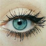 Close up of mascara
