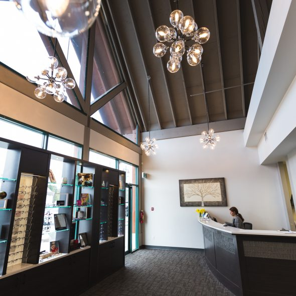 Royal Oak Optometry store entrance